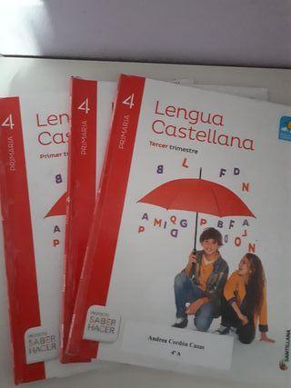 Santillana Lengua cuarto primaria
