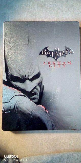 Batman Arkham de coleccionista para Xbox 360