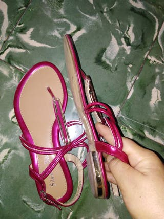 sandalias de mujer 38