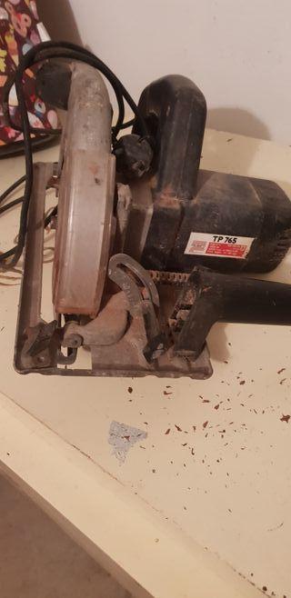 maquina cortar madera