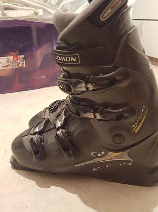 Botas de esquiar de hombre Salomon