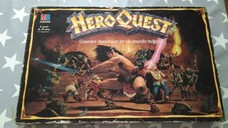 Hero Quest de MB