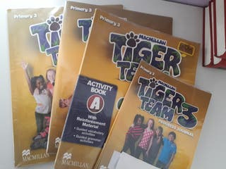 tiger team tercero primaria