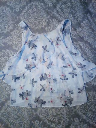 Zara summer blouses