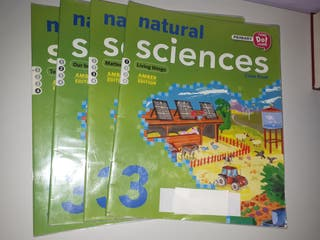 Natural Science Tercero primaria