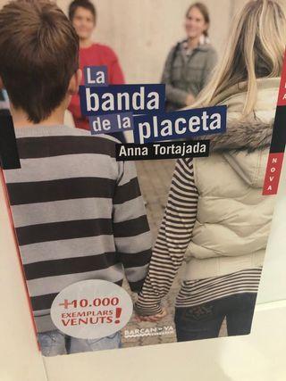 La banda de la placeta - Anna Tortajada