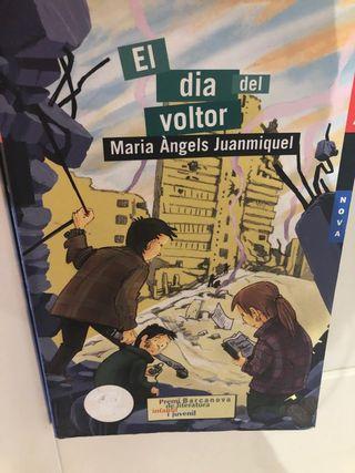 El dia del voltor - Maria Àngels Juanmiquel