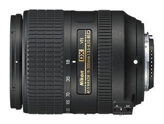 Objetivo Nikon Nikkor AF-S DX 18-300 mm f:3.5-6.3G