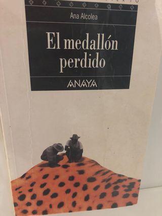 El medallón perdido - Ana Alcomea