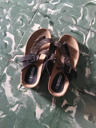 sandalias de mujer talla 37