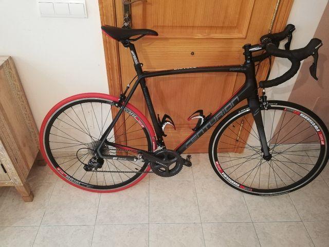 Bicicleta Carretera Ultegra Carbono Centurion