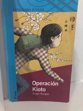 Operación Kioto - Àngel Burgas