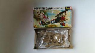 Sopwith Camel, maqueta avión 2ª Guerra Mundial
