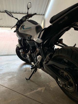 Yamaha MT 07 2017 ABS SIN LIMITAR