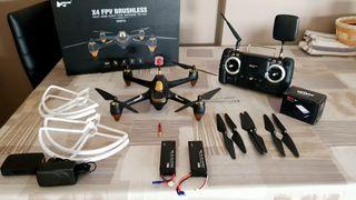 Dron Hubsan H501SS