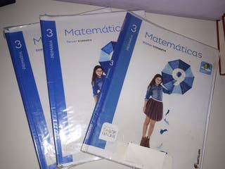 Santillana Matematicas Tercero primaria