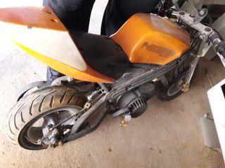 mini moto nitro