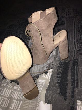 New Look block heels