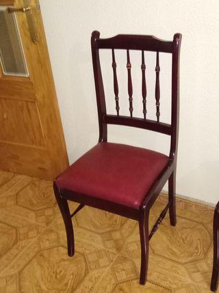 sillas de salón