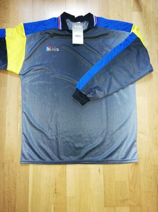 camiseta acolchada portero de futbol talla XL marc