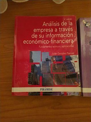Libros Análisis de la empresa
