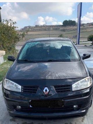 Renault Megane Extreme 2005
