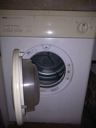 Secadora Zanussi dual temperatura