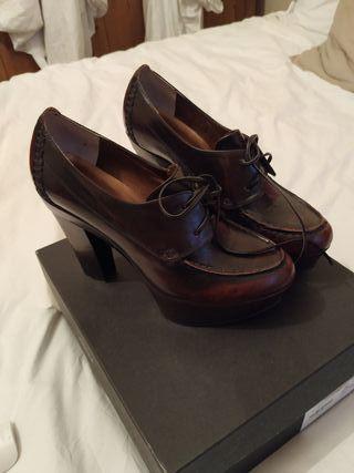 Adolfo Domínguez high heels