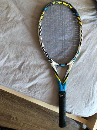 2 Raquetas de tenis Wilson