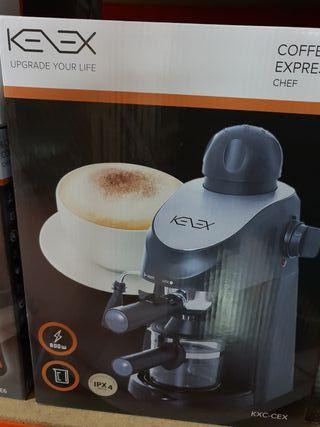 Cafetera expresso Kenex