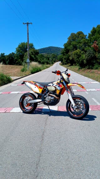 KTM Supermotard OPORTUNIDAD