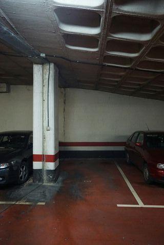 Garaje en plaza de Cruces