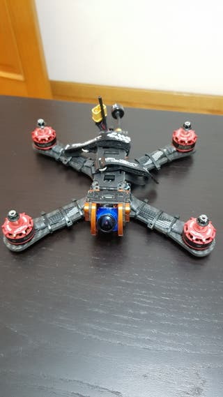 drone freestyle