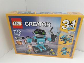 Lego Robot explorador