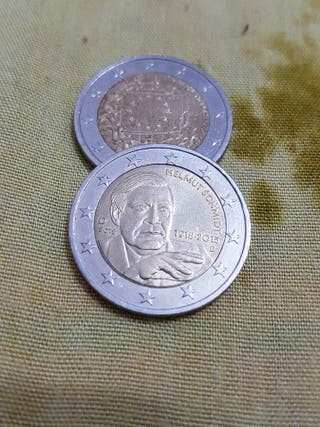 Moneda de Alemania
