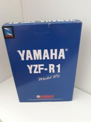 Maqueta Yamaha