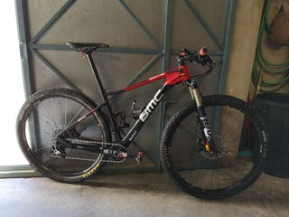 bicicleta mtb BMC team elite 02 de 29""