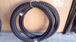 BH bicicross neumáticos nuevos