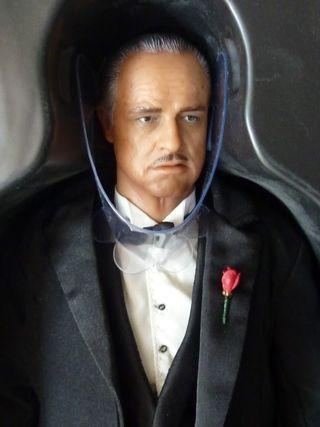 Hot Toys Godfather - El padrino figura 1:6