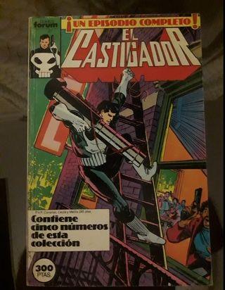 Tomo Castigador Ediciones Forum