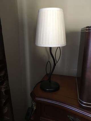 Juego de dos lamparítas