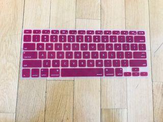 """Protector silicona teclado Macbook 13"""""""