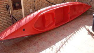 barca kayak piragua