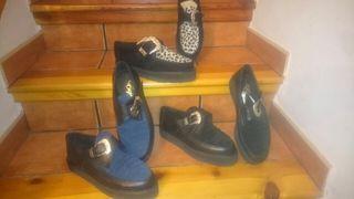 Buggies zapatos rockabilly NUEVOS creepers