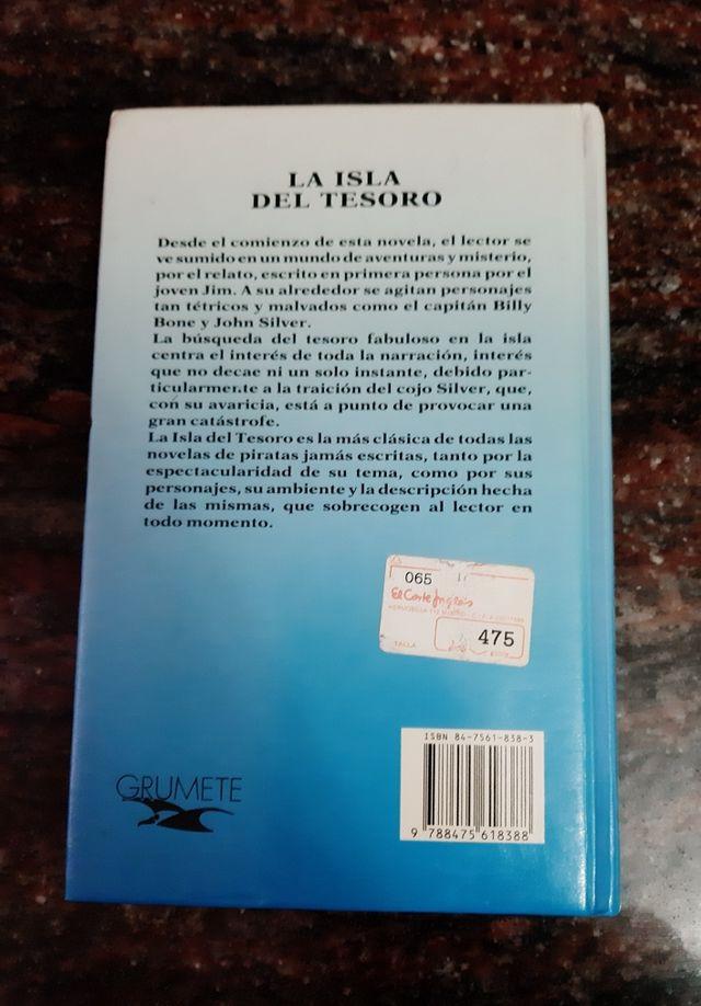 Libro La Isla del Tesoro (Editorial Iberlibro)