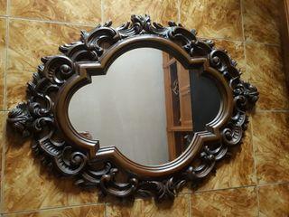 Espejo grande 130/95 cm