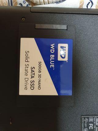 Disco Duro SSD 500GB