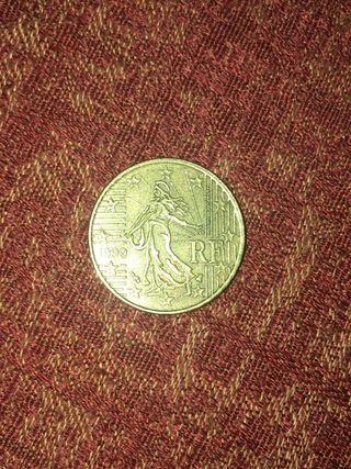 Moneda de Francia