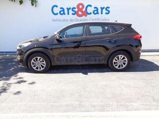 Hyundai Tucson 1.7CRDI BD Klass Nav 4x