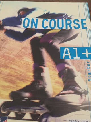 Libro Inglés On Course A1+ Starter